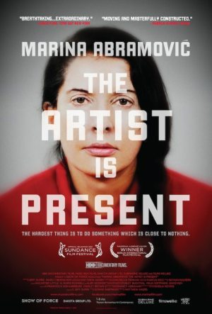 """The Artist is Present"""