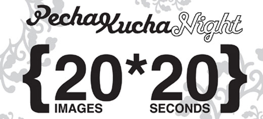 In preparation of PechaKucha Atlanta